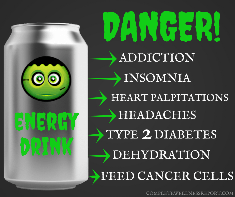 ENERGY DRINKS HEALTH RISKS DOWNLOAD