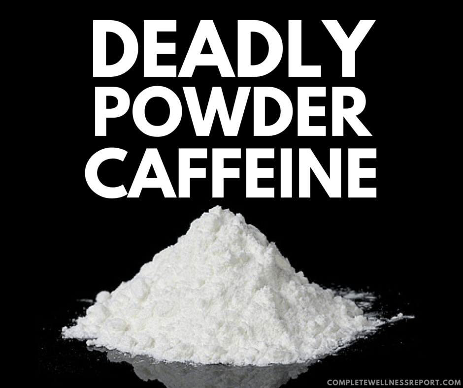 Powder Caffeine
