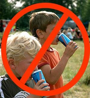 Kids Energy Drinks