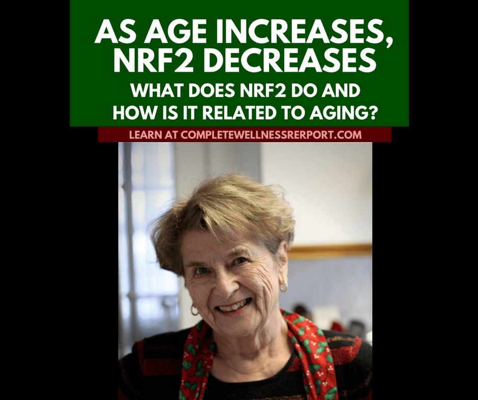 NRF2 and aging