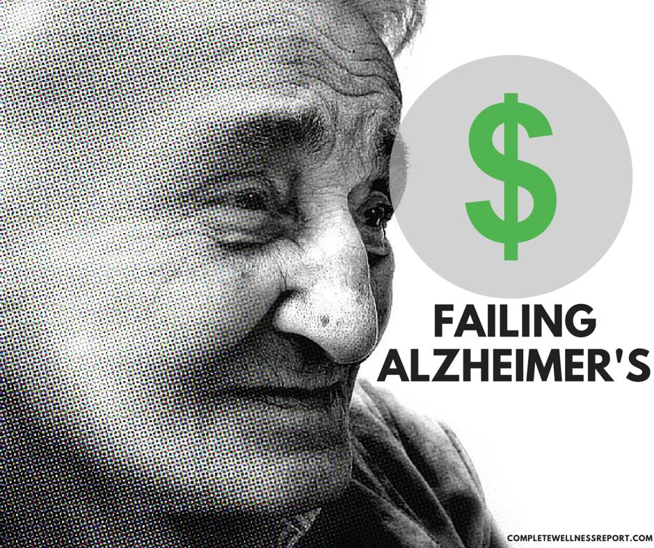 FAILING ALZHEIMER'S
