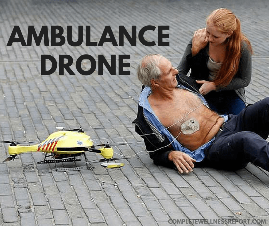 The Ambulance-Drone