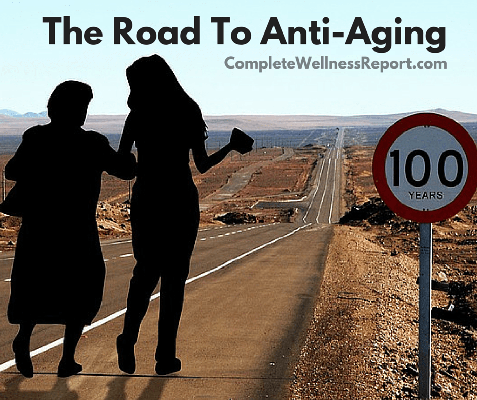 The Road To Anti-Aging