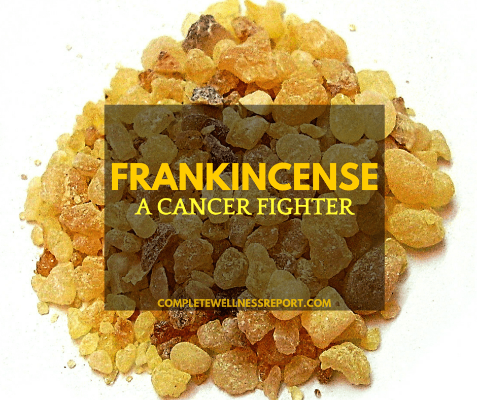 Frankincense Oil and Cancer – What Do Scientists Know Now
